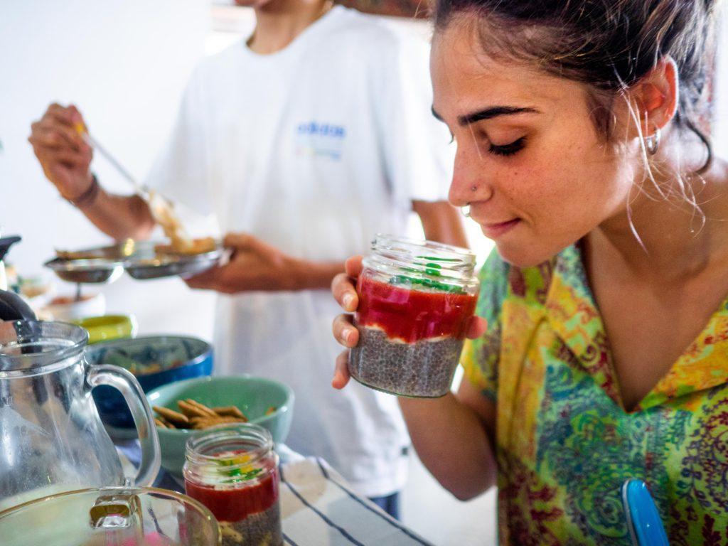 budget yoga retreat portugal