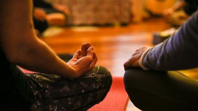 Luxury yoga retreats USA