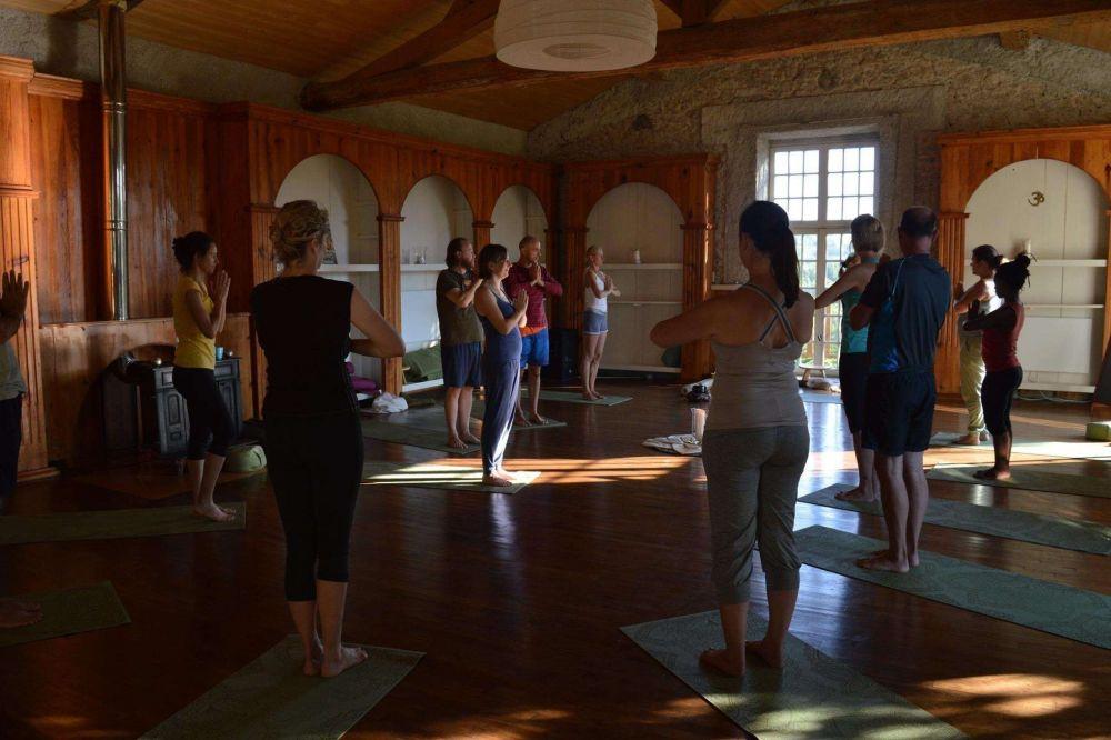Hiking and Yoga Retreat France