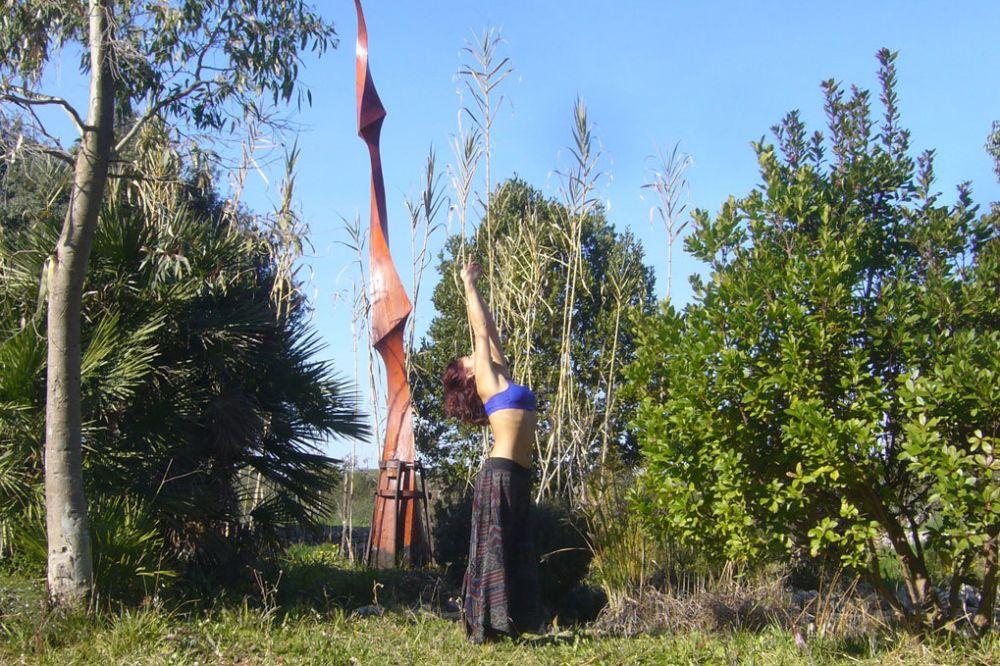 The Art of Silence Christmas yoga retreat