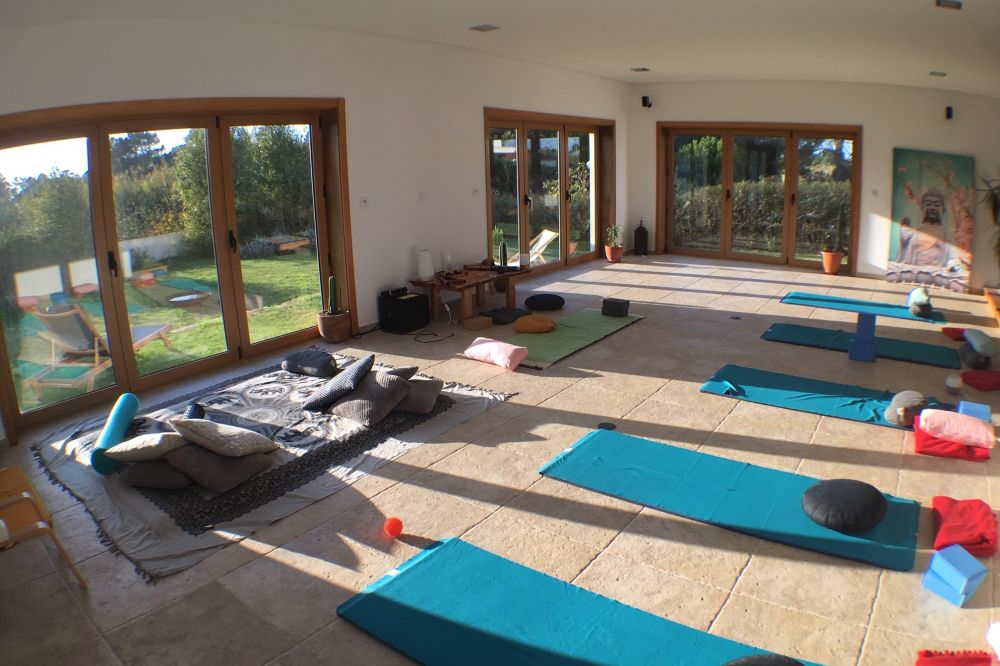 Shamballah Retreats Christmas yoga retreat