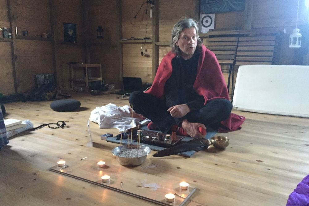 Ateltrainer's Transcendental Spiritual Training Center New Years Retreat