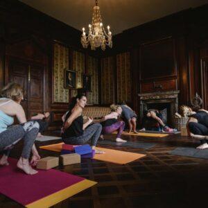 Christmas Yoga Retreats in Europe