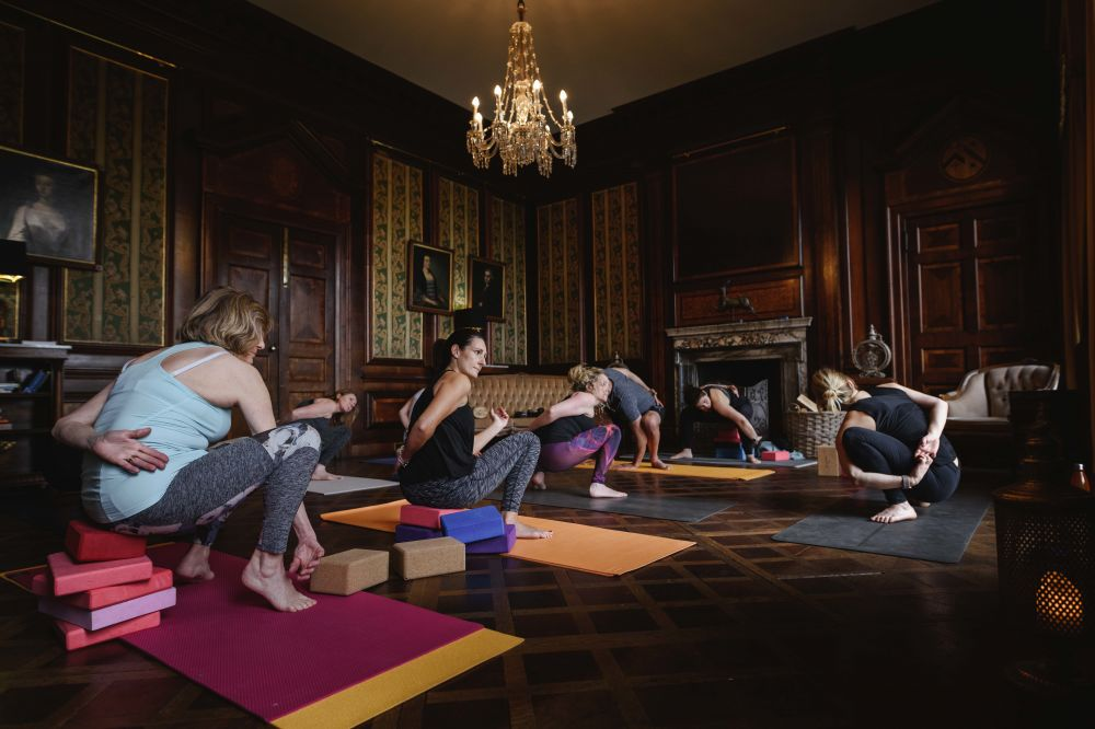 Yogamoves Detox Yoga Retreat UK