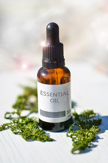 Holiday gift of essential oil