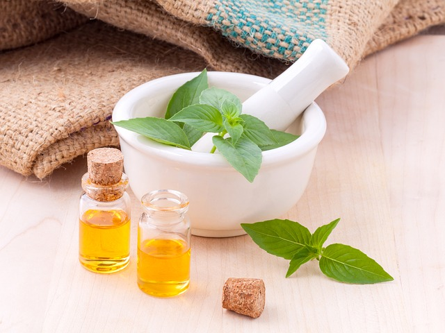 Essential oils to clean your mat