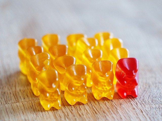 Homemade Apple Cider Vinegar Gummies | For Me