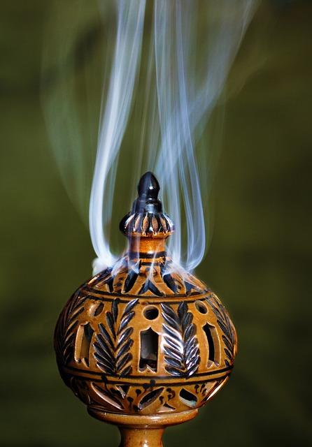 buddhist incense practice