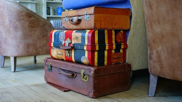 pack lightly on your travel