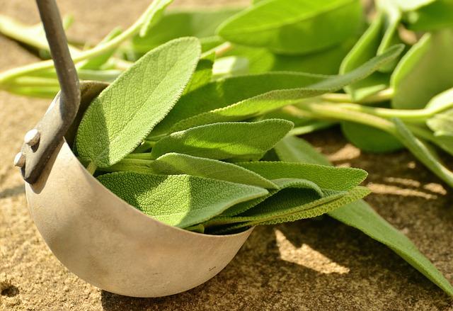 Healing tea blends
