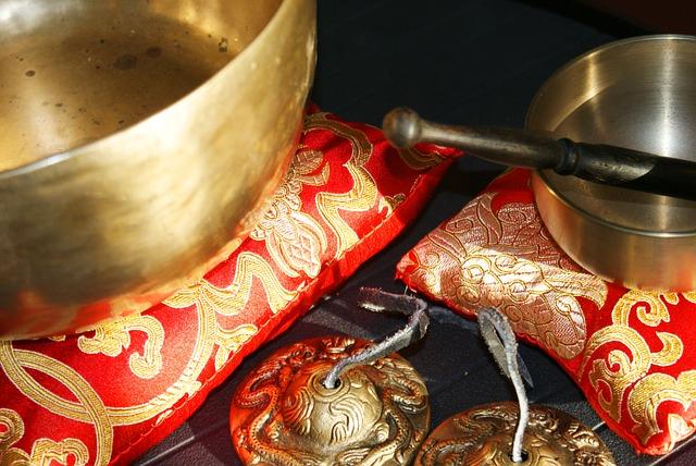 singing bowls mantras