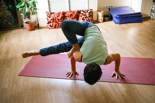 creating yoga playlist