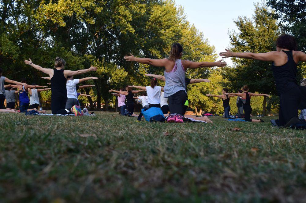 Weight loss yoga retreats USA