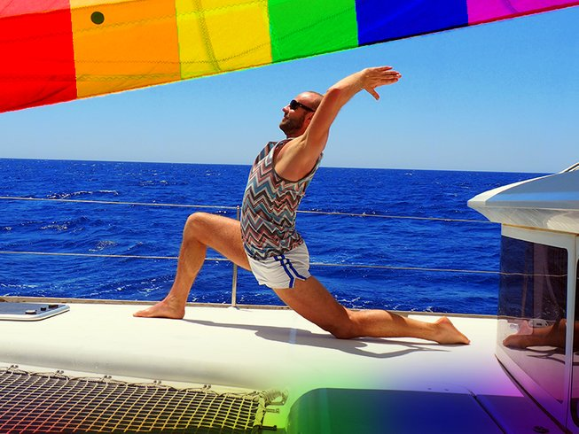 Gay yoga retreat croatia