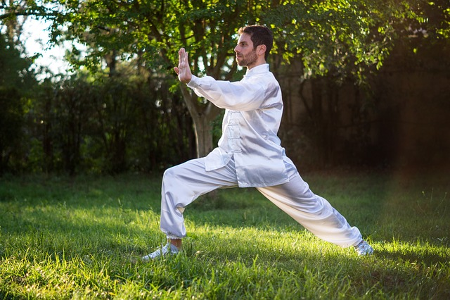 the difference between yoga and tai chi
