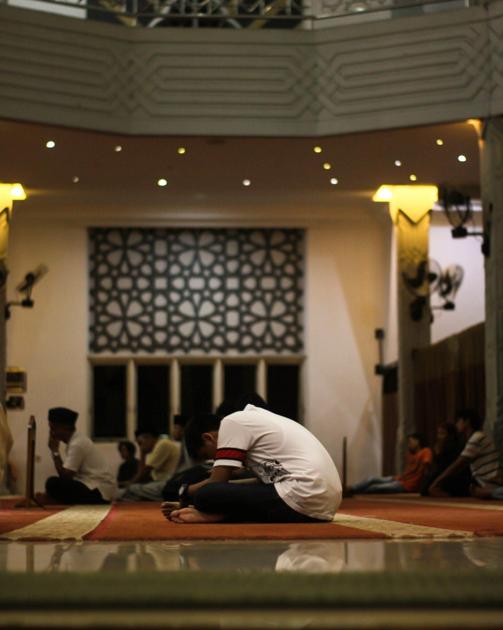 yoga in islam