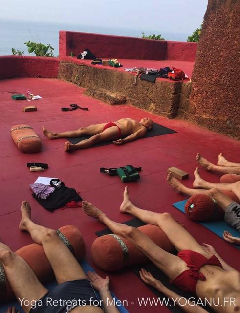 gay yoga retreat india