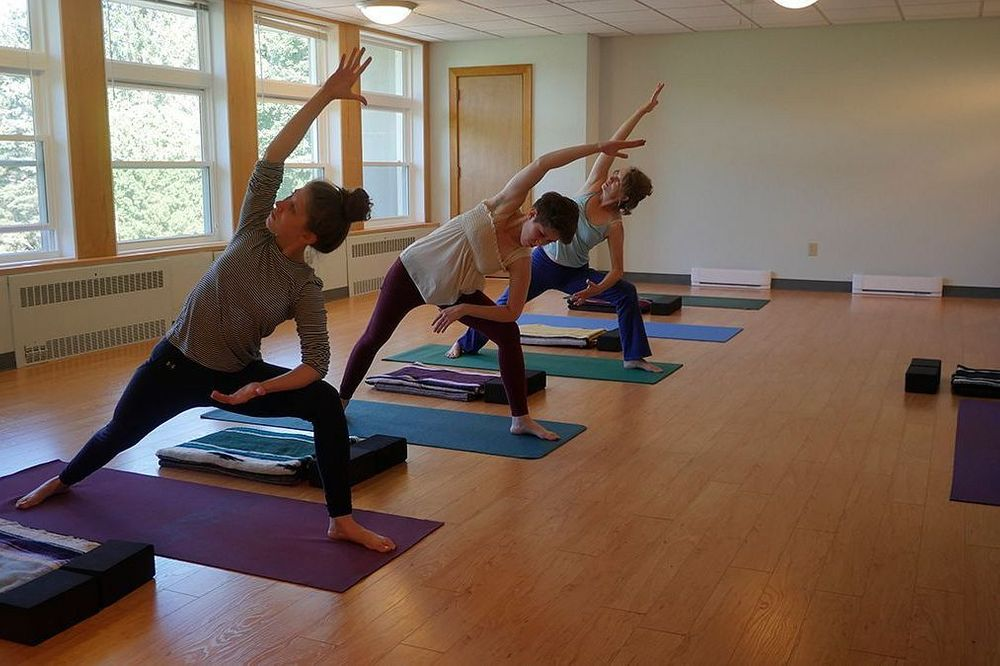 Yoga as medicine retreat