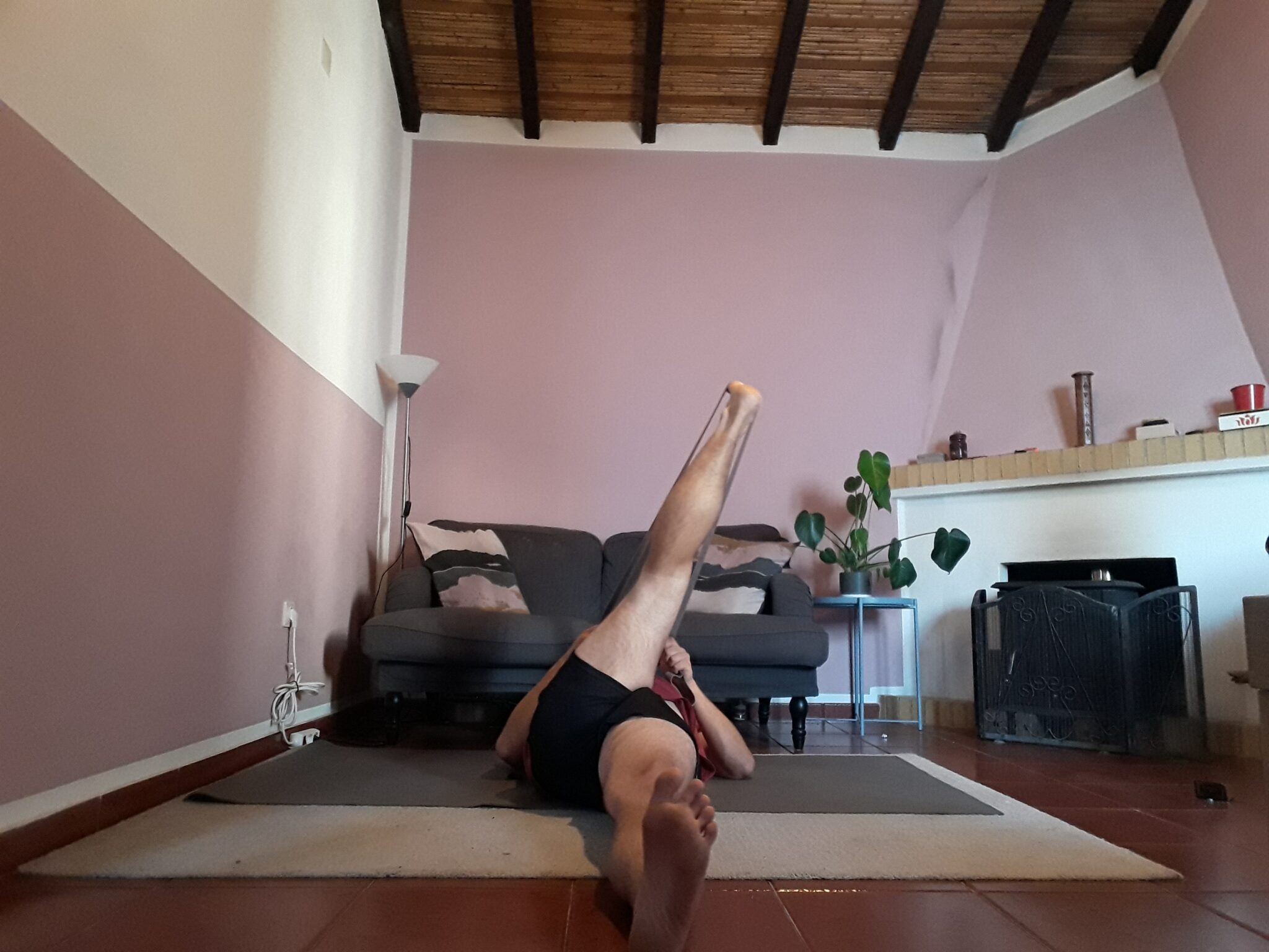 Yoga for the knee