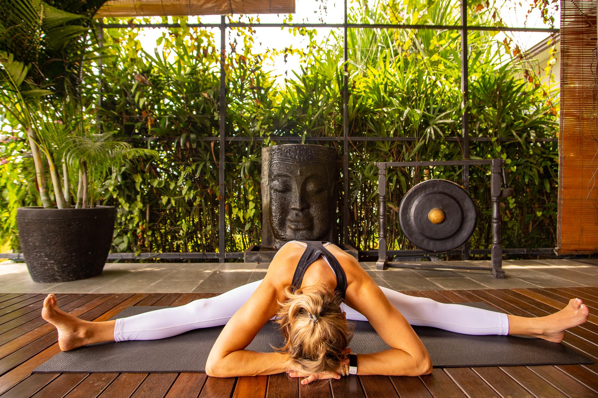 YTT yin yoga course