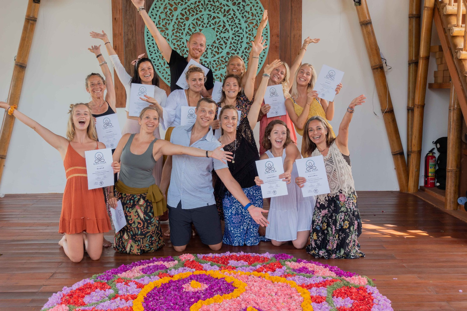 Read more about the article Review: Loka Yoga School 50 Hours Online Yin Yoga