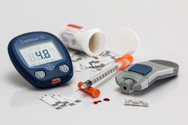 Water kefir and diabetes