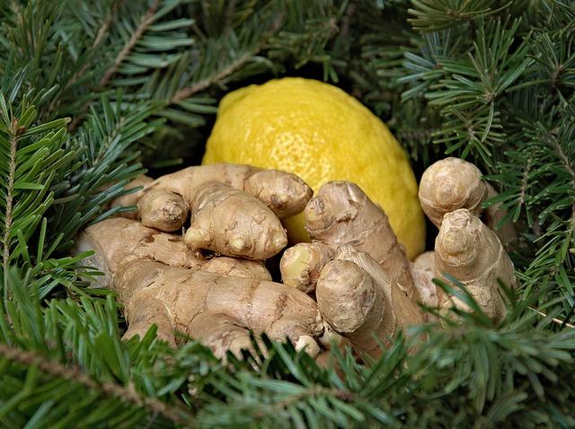 Lemon Ginger Water Kefir