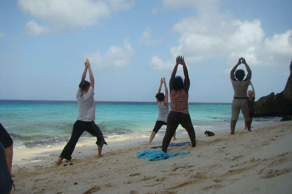 Yoga holiday Curacao