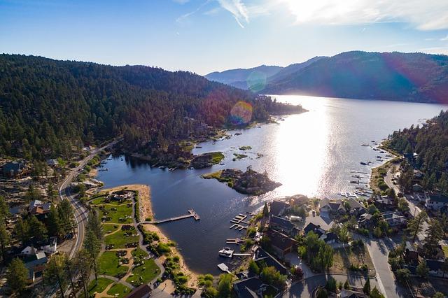 yoga and hike big bear lake