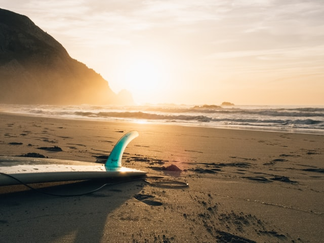 surf and yoga camp mexico