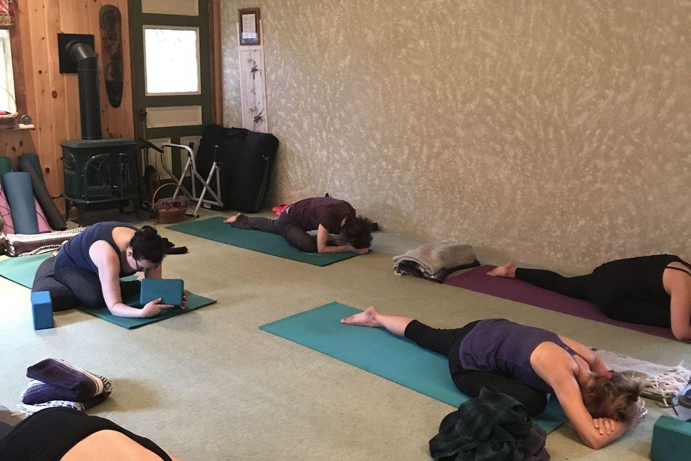 Yoga retreats maine