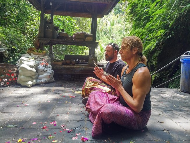 Gay Yoga Retreat in Ubud bali