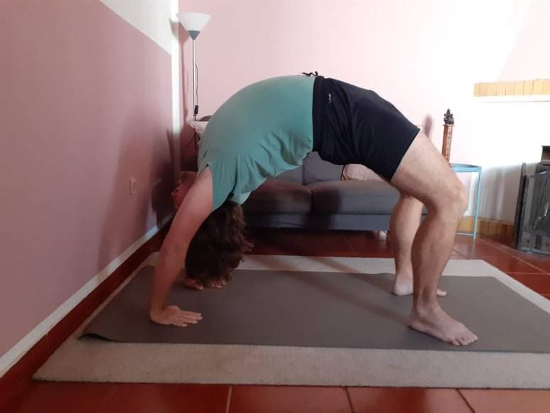 Free Yoga Sequence To Get Into Wheel Pose