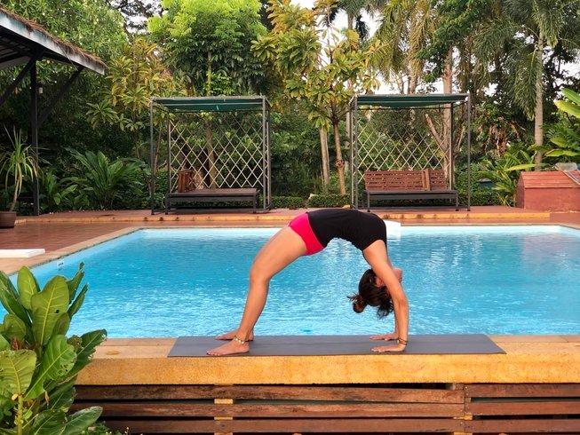 Eco yoga retreat Thailand