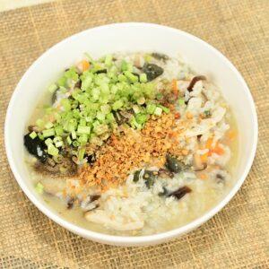 Is Congee the Ultimate Yogi Food?