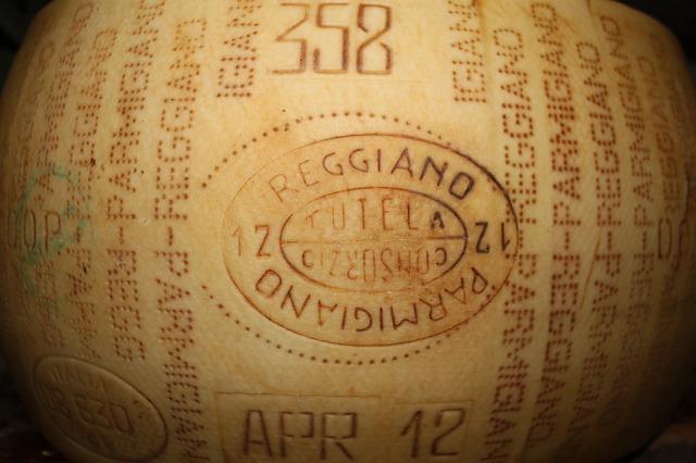 is Parmigiano  lactose free
