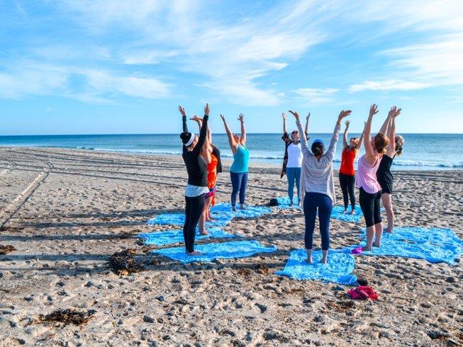 yoga retreat orleans