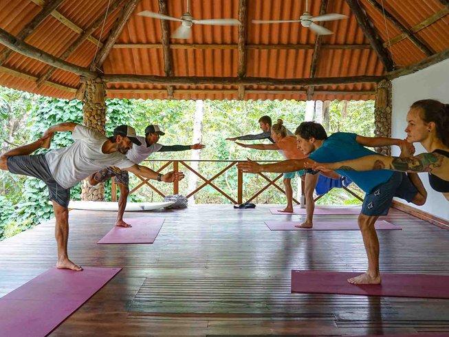 5 Great Exotic Yoga Retreats Central America